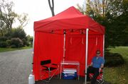 2m x 2m Commercial Pop Up Gazebo (Inc Frame + Top)